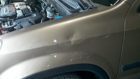 Paintless Dent Removal Lake Oswego