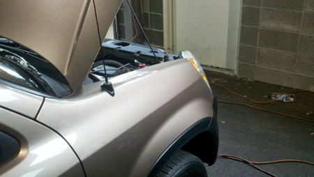 Paintless Dent Repair West Linn